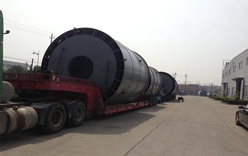 Ф3800PCCPE钢模用于鄂北引水项目