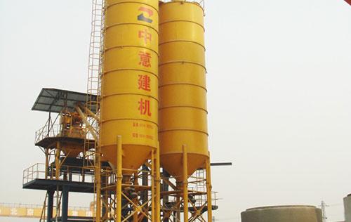 搅拌站用于南水北调北京段工程