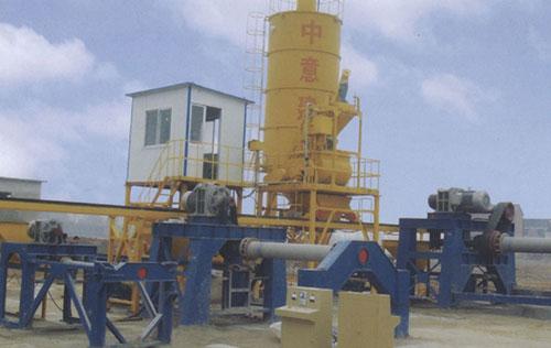 悬辊工艺生产线用于滁州顺风公司