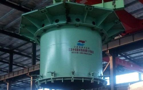 芯模振动设备在保定千秋管业生产现场