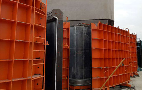 预制顶管模具用于襄阳生产现场