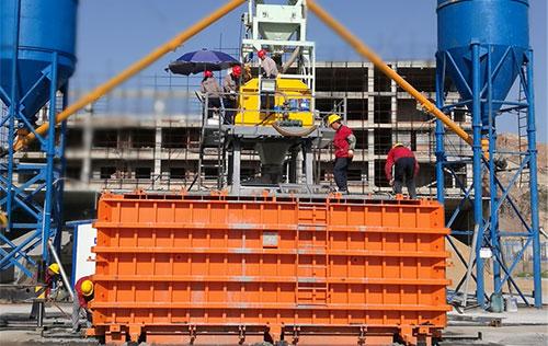 管廊模具用于淮北浇筑生产现场