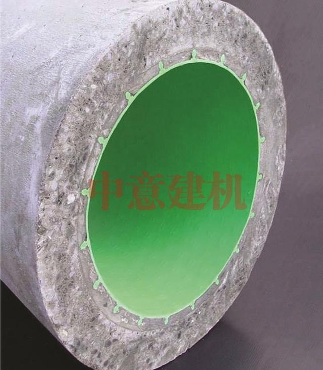 带内衬钢筋混凝土管