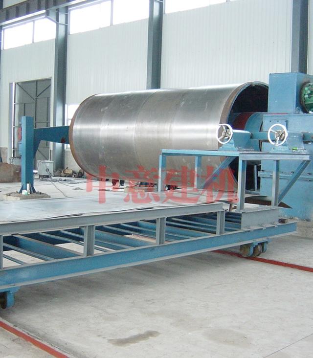 Ф1400-Ф4000环缝焊机