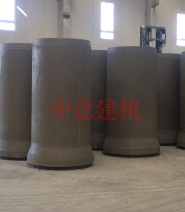 径向挤压设备成型管材