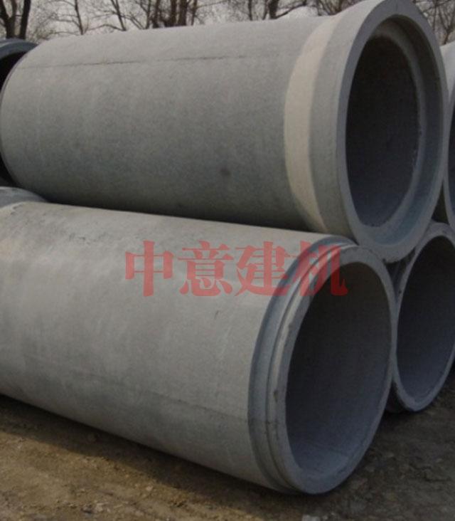 径向挤压承插口钢筋混凝土成品管