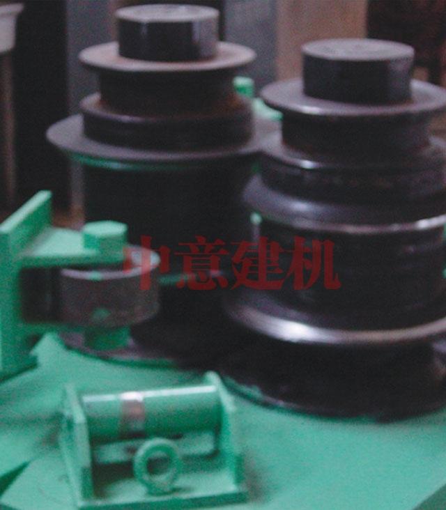 Ф400-Ф1400 PCCPL承口扳边机