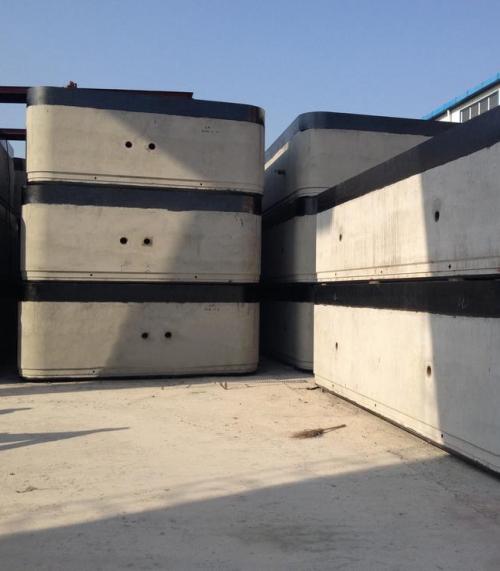 综合管廊顶管构件