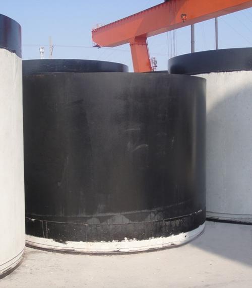 钢承口钢筋混凝土顶管