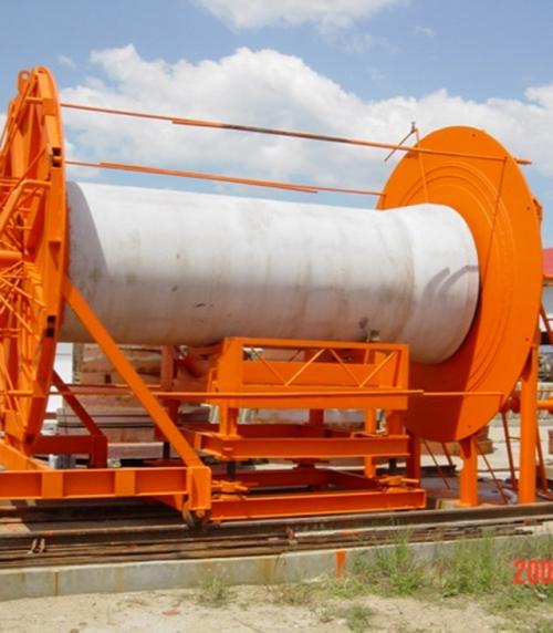 排水管水压试验台